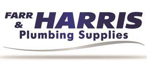 farr and harris plumbing logo
